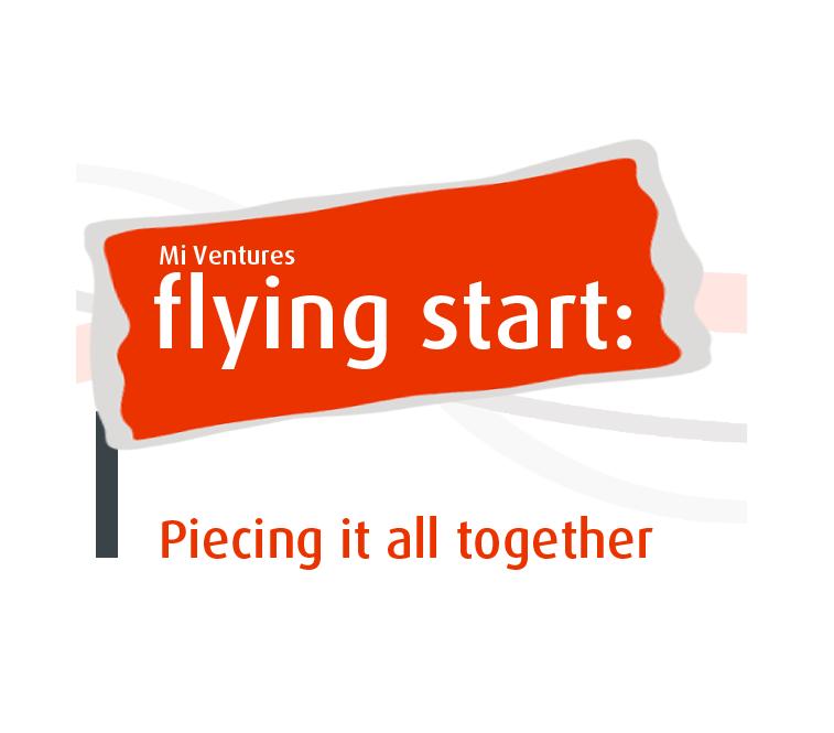 Mi Ventures Flying Start: Piecing it all together