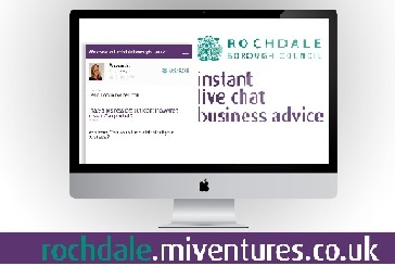 Rochdale Borough Council partner with Mi Ventures